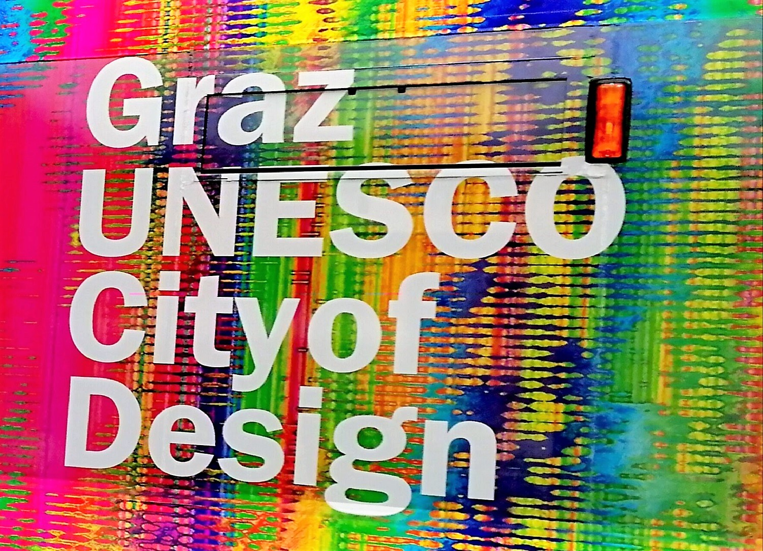 Graz UNESCO City of Design Logo © Stadt Graz